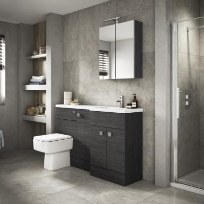Wc Vanity Combination Unit
