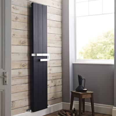 Contemporary Panel Radiator With Towel Rail