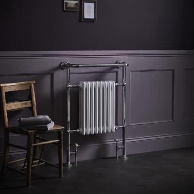 Traditional Gloss White Radiator